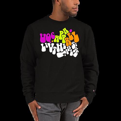 """UQC Phase II """"LivTheLifestyle"""" Slogan Graphic Fleece"""