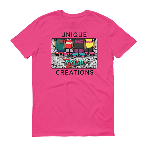 UQC Juniors Primo Graphic Tee