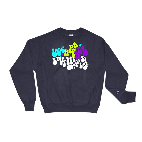 "UQC Phase II ""LivTheLifestyle"" Slogan Graphic Fleece"