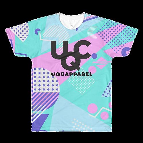 UQC Vintage 90s Vibe Graphic Tee