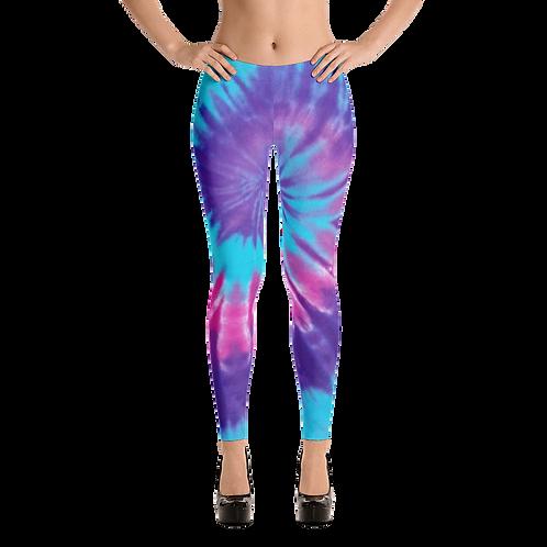 UQC SPR'18 Tye-Dye Leggings