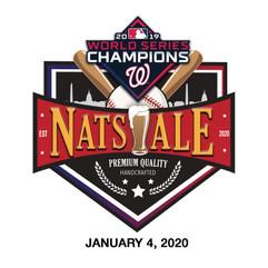 World Champion Nationals NATALE Custom Label