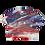 Thumbnail: UQC SPR 18 *Patriots Edition* Positivity Crop Top