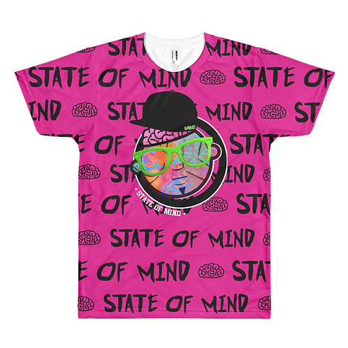 UQC Phase II S.O.M Unisex All-Over Graphic Tee