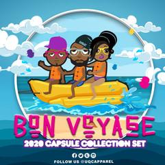 UQC Bon Voyage 2020 Capsule Collection