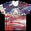 Thumbnail: UQC SPR 18 *Patriots Edition* Positivity Graphic Tee