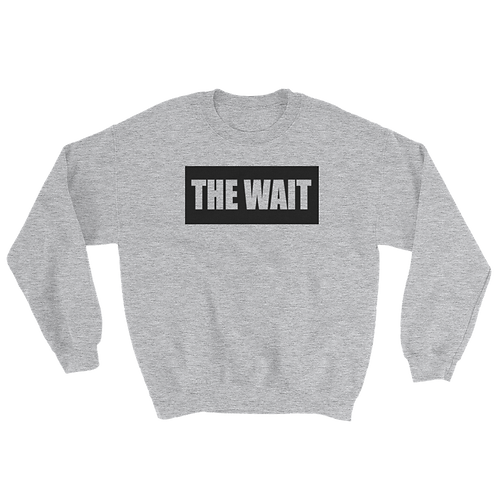 "UQC ""The Wait"" Graphic Fleece *LTD*"