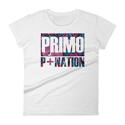 Fall '15 UQC Primo + Nation Womens Graphic Tee