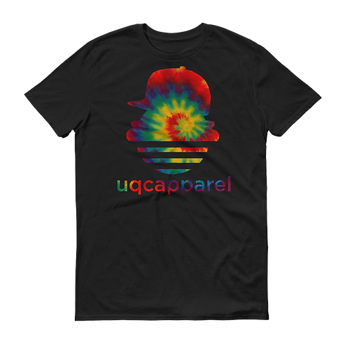 UQC Tye Dye Logo Graphic Tee *LTD*