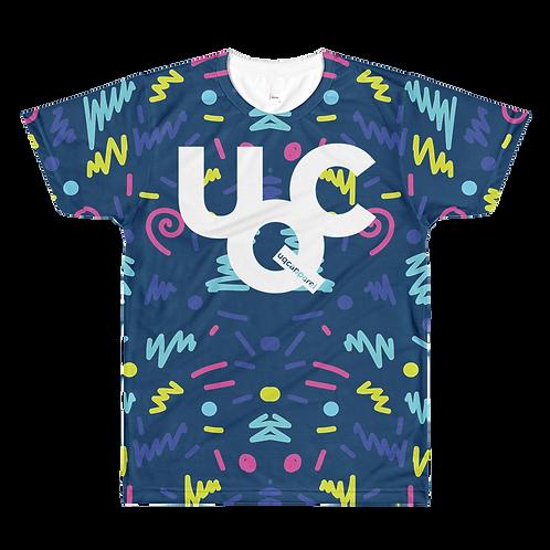 """UQC """"Retro Memphis"""" Graphic Tee"""