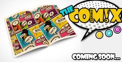 UQC Comix Design IG Promo