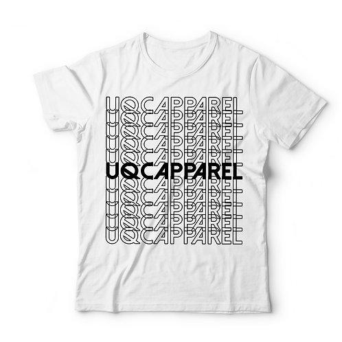 UQC Motion Script Graphic Tee