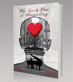 Love&Pain Bookcover Concept