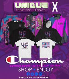 UQC PhaseII Product Design IG Promo