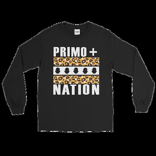 Fall '15 UQC Primo+Nation Long Tee in Cheetah