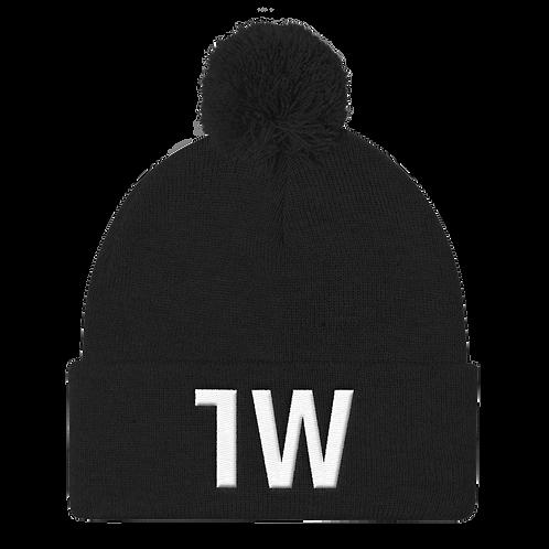 """UQC """"TW II"""" Pom Pom Knit Hat *LTD*"""