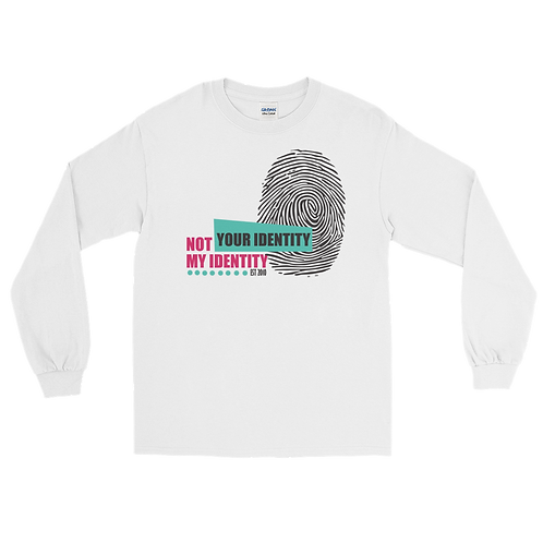 UQC FALL 16 *Holiday Edition* My Identity Graphic Long Tee