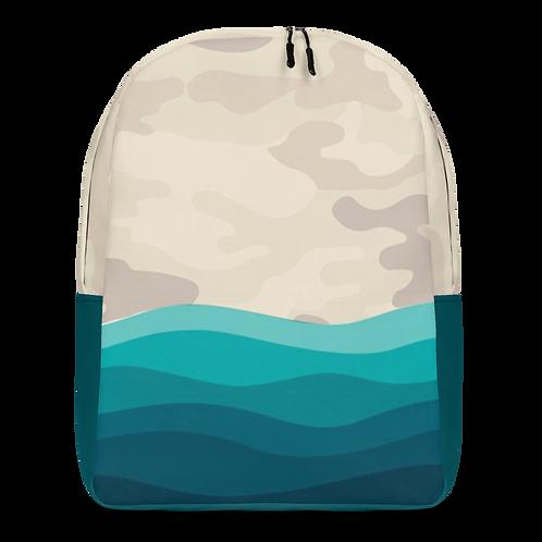 UQC Bon Voyage Waves Backpack