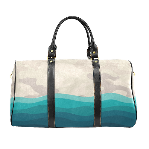UQC Bon Voyage Waves Travel Luggage