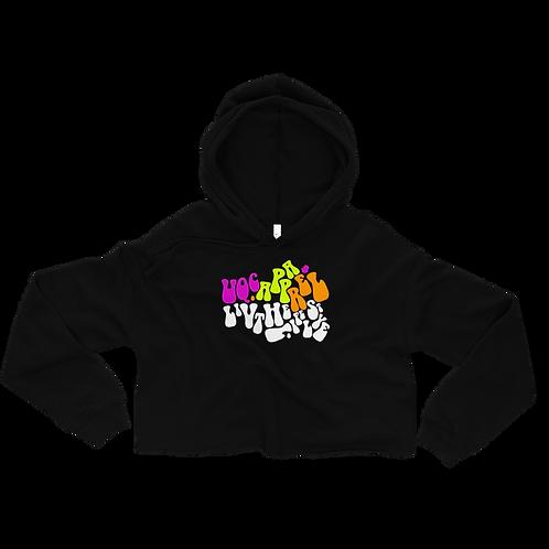"UQC Phase II ""LivTheLifestyle"" Slogan Graphic Hoodie"