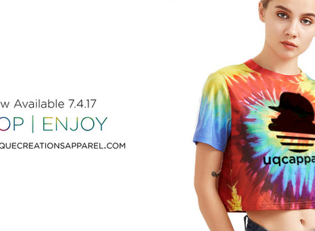 New Product Alert...The UQC Tye-Dye looks are Now Available!!!
