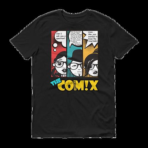 "UQC Comix Capsule ""Comic Strip"" Tee"