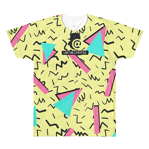 "UQC ""Party City"" Graphic Tee"