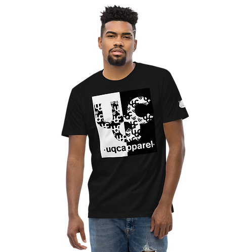 """UQC """"Two Toned"""" Graphic Tee"""