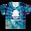 Thumbnail: UQC Tye Dye Logo Graphic Tee