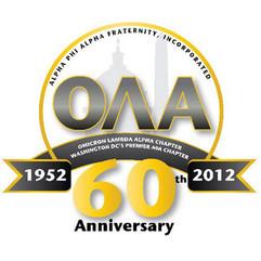 "OVA ""Alpha Phi Alpha"" Anniversary Logo"