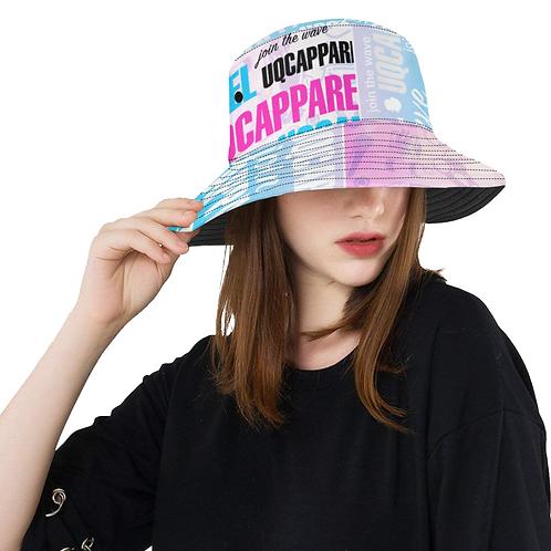 """UQC Phase II """"SummerHeat"""" Brand Bucket Hat"""