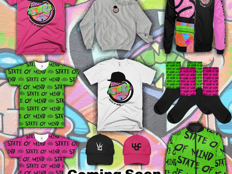 UQC Phase II S.O.M Merch... Coming Soon!!