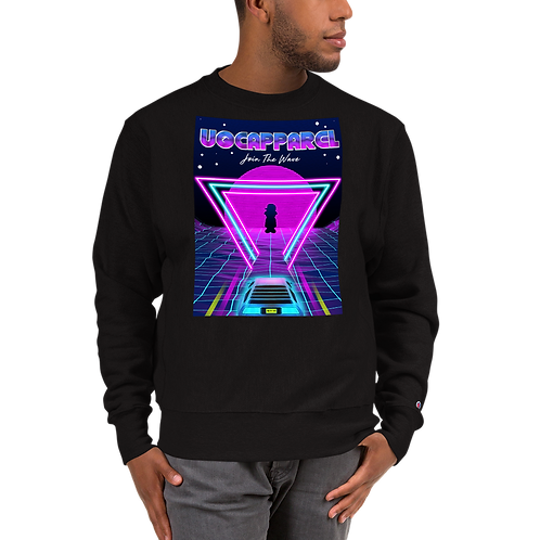 """UQC Phase II Vintage """"VR"""" Vibe Fleece"""