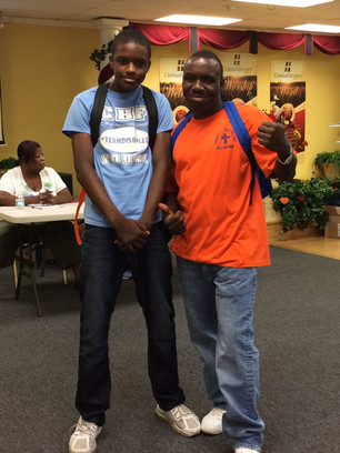 2015 Backpack Giveaway