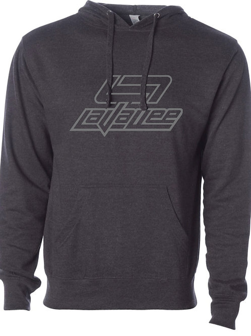 LAVALLEE Classic Hoodie (Charcoal Heather)