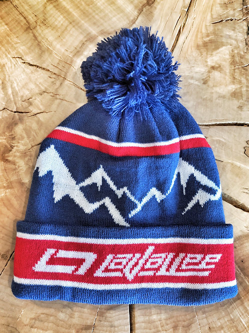 Mountain LaVallee Ball Beanie