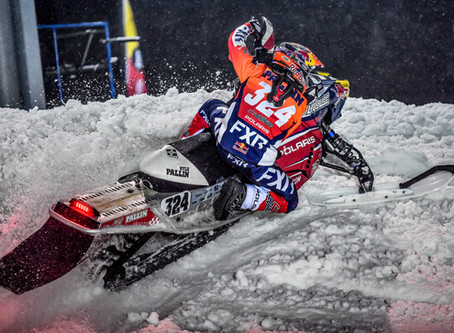 DETERMINED IN DUBUQUE (SNOCROSS ROUNDS 9 & 10) 🏁