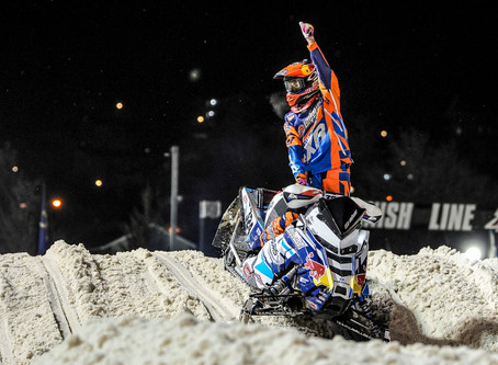 3rd PLACE PODIUM FINISH FOR PALLIN IN DEADWOOD