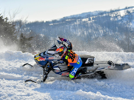 TEAM LAVALLEE 2020 SNOCROSS LINE UP 🏁