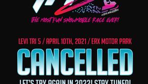 Levi Tri 5 - April 10th, 2021 (CANCELLED)