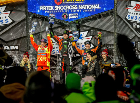 PALLIN SCORES ROUND 6 PODIUM FINISH AT SHAKOPEE