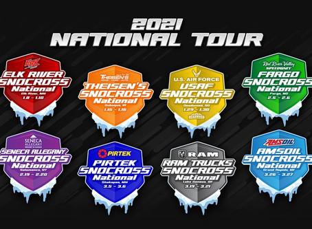 Major Schedule Shift for 2021 Snocross Season