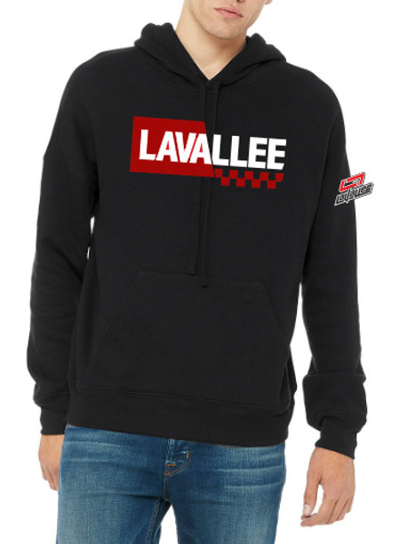 LaVallee Checkered Hoodie