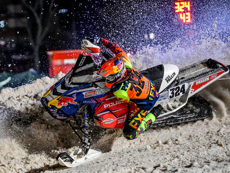 DIGGING FOR SNOCROSS GOLD IN DEADWOOD (SNOCROSS ROUNDS 7 & 8) 🏁