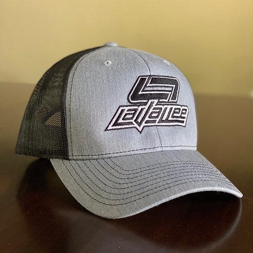 LaVallee Trucker Hat (Grey)