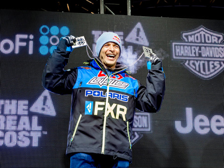 LAVALLEE WITHDRAWS FROM WINTER X GAMES SNOWMOBILE FREESTYLE COMPETITION