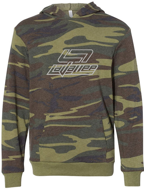 YOUTH LaVallee Camo Hoodie