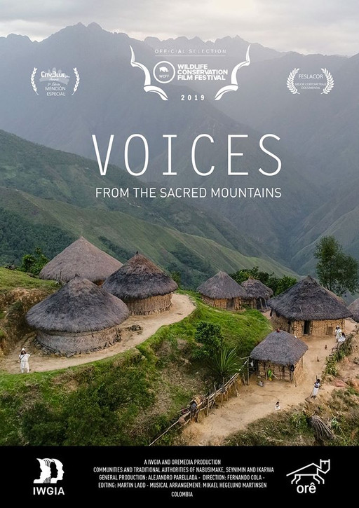 Voices from the sacred mountain.jfif
