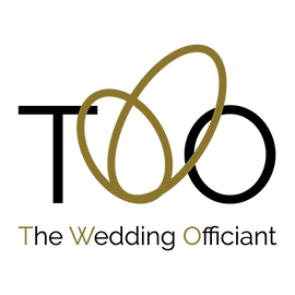 Logotipo The Wedding Officiant 300ppp fo