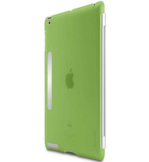 Belkin Snap Shield Secure For Ipad 2/3/4 In Green
